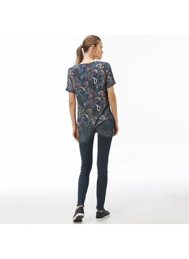 Lacoste Kadın  Pantolon HF2054.54L Lacivert